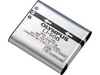 Аккумулятор OLIMPUS  Li-50B 3,7V 770mAh