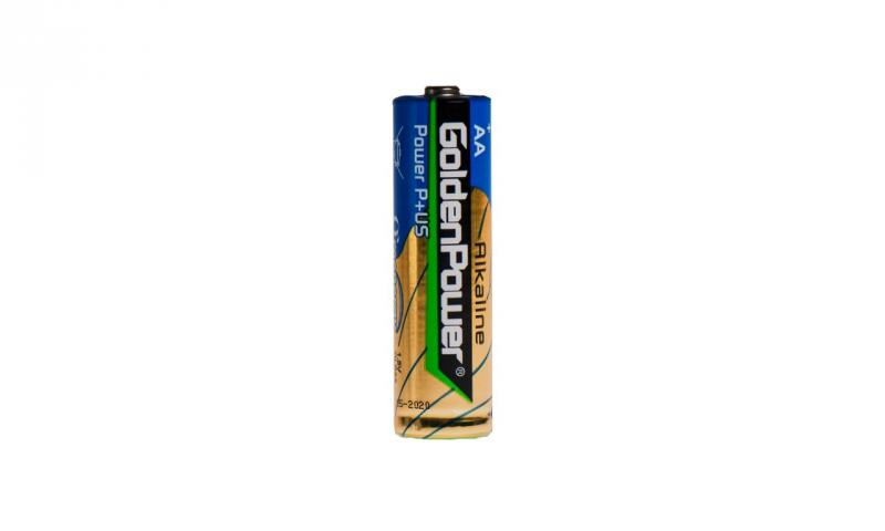 Батарейка GOLDEN POWER Power Plus AA/R6