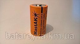 Батарейка ER14250M MastAK 3,6V 1/2AA 1000mAh (Li-ion)
