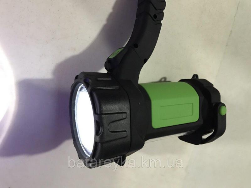 Фонарь EMOS 3W + 12LED Rechargeable Lantern E208А