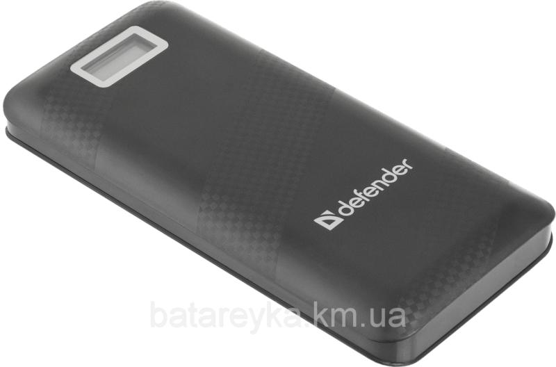 Power bank Defender Lavita 20000 2USB, 20000 mAh, 2A+1A