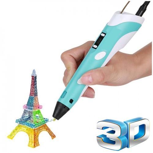 3D ручка для рисования с экраном 3д Ручка Pen2 MyRiwell с LCD дисплеем