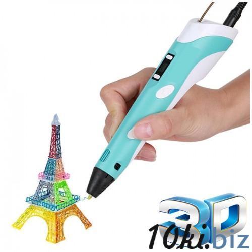 3D ручка для рисования с экраном 3д Ручка Pen2 MyRiwell с LCD дисплеем 3D ручки в Украине