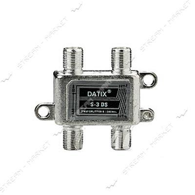 Сплиттер для антенного кабеля DATIX S-3 DS