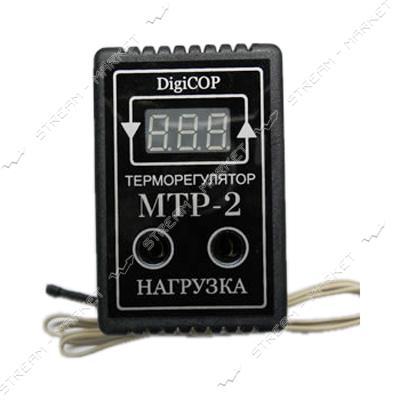 Терморегулятор Digi Cop МТР - 2 10А двухпороговый
