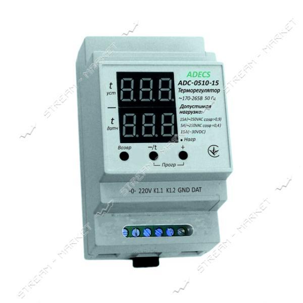 Терморегулятор ADC-0510-15 15A