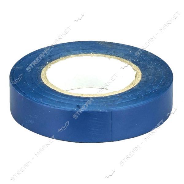 Изолента ПВХ ИЭК 15х0.13мм 20м синяя
