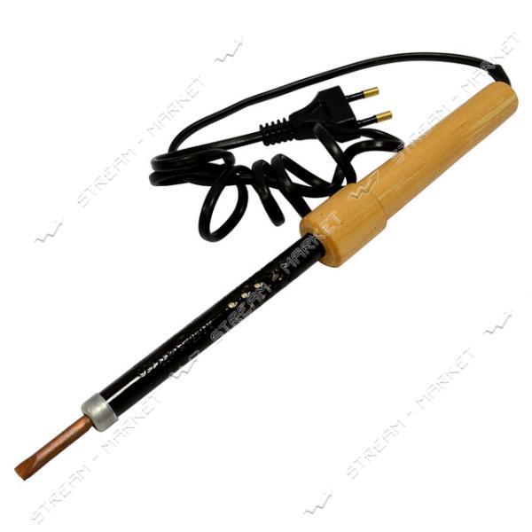 Паяльник Харьков деревянная ручка 65W