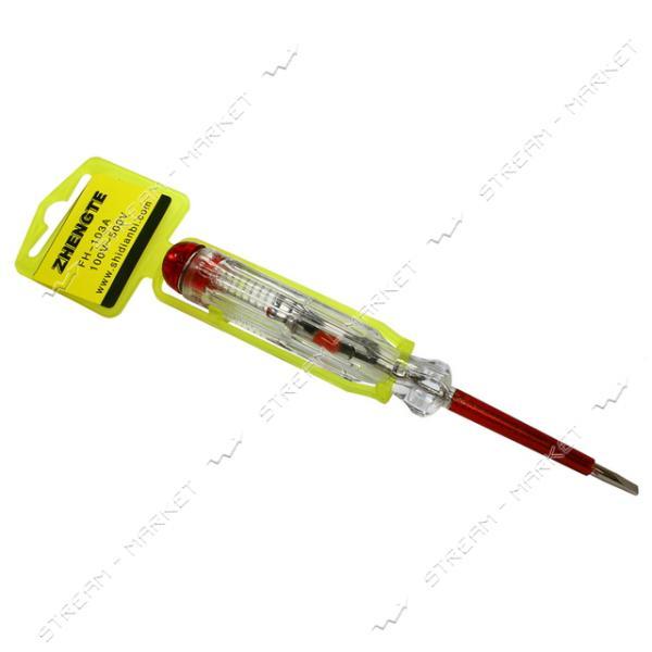 Отвертка индикатор с батарейкой (цена за 1 шт)