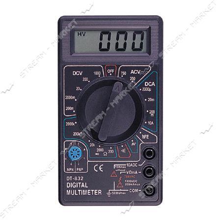 Мультиметр 832