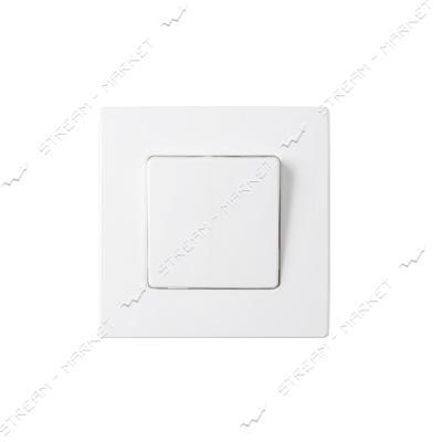 Выключатель Bylectrica Мастер (внутренняя) (С1 10-2001) белый Белоруссия