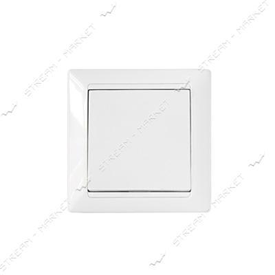 Выключатель перекресный Bylectrica Стиль С6/210-825 проходной белый