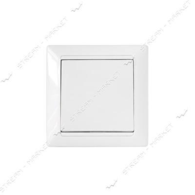 Выключатель Bylectrica Стиль С610-807 проходной белый