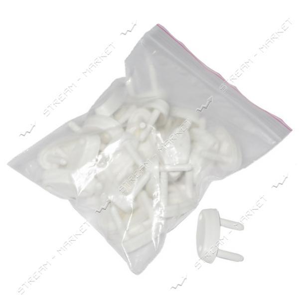 Заглушка в розетку от детей (25 заглушек в упаковке)