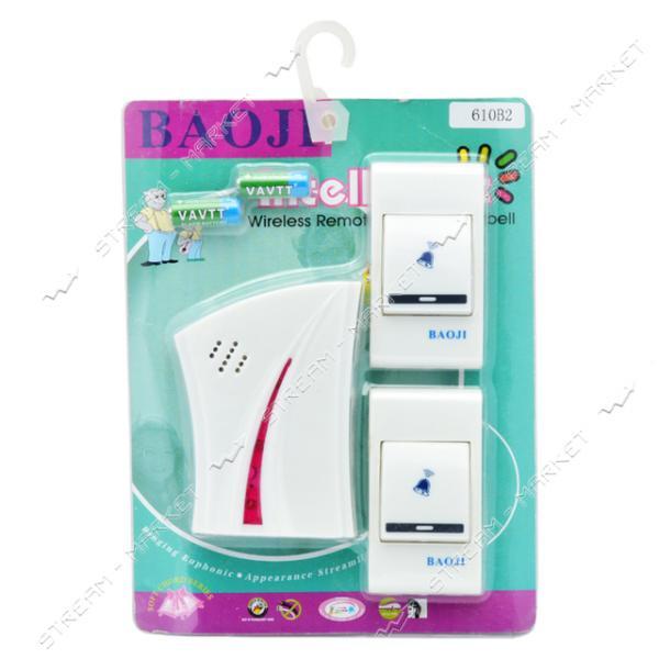Звонок Baoji J610 (32 мел фиксация)