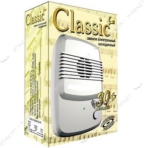Звонок Плюс - Classic (Более 30 мелодий, рег. гром.) 220W