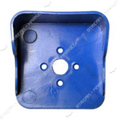 Козырек квадратный - защита от дождя