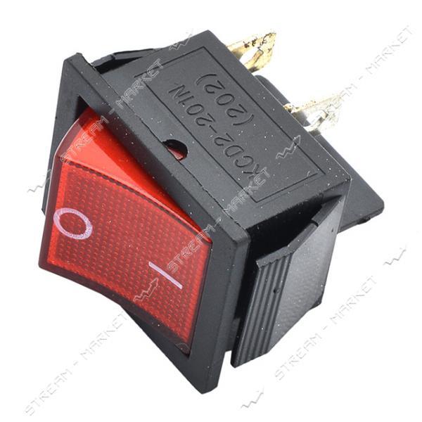 Кнопка 'Вкл/Выкл' 4 контакта (кп-2и)