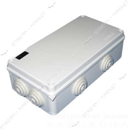 Коробка распределительная наружного монтажа 200*100*70мм. с резинками IP65 - Монтажные коробки на рынке Барабашова