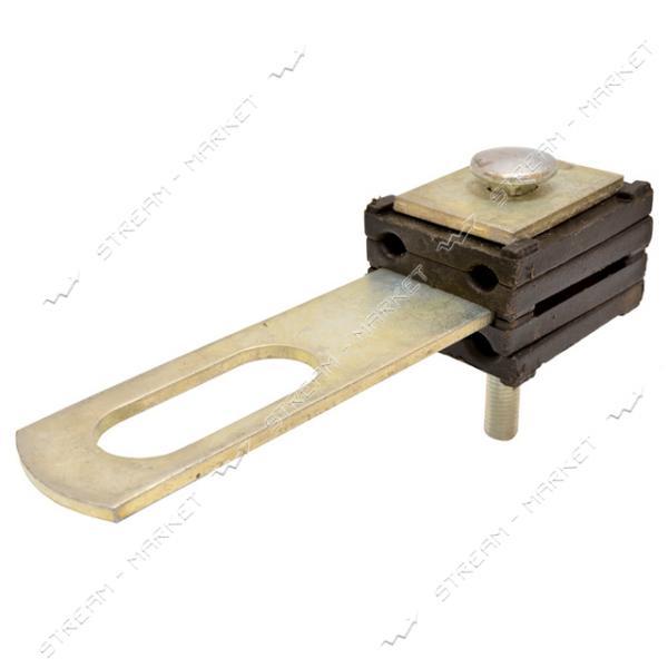 Зажимы анкерные для СИП АЗУ-4 * (сечение провода:16- 50 мм) усиленный