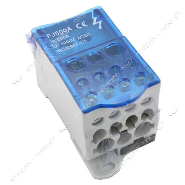 Блок распределительный 500А ( Imax-500A, Umax-600V )