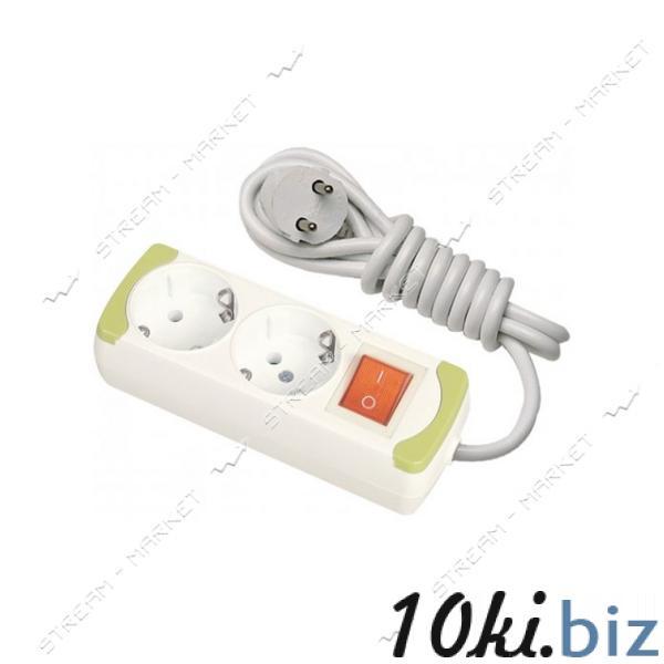 Удлинитель 2/5м GUNSAN SEMPATY G SM 25111234 с заземлением и выключателем Удлинители электрические, колодки на Электронном рынке Украины