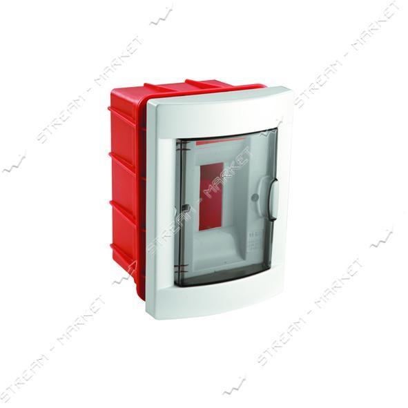 Щиток электрический VIKO 90912002 на 2 автомата со стеклом внутренний