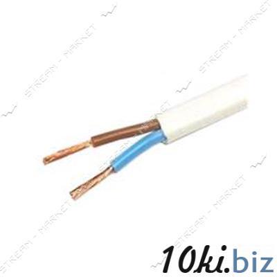 Кабель ШВВП-нг 2х0.75 МЕГА-ЛЮКС ГОСТ Провод, кабель, системы соединения на Электронном рынке Украины