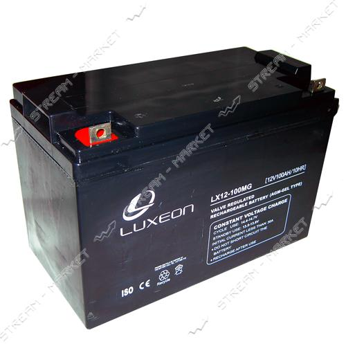 Аккумуляторная батарея LUXEON LX 12-100MG 6V 100Аh
