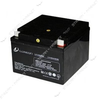 Аккумуляторная батарея LUXEON LX 12260MG 6V 26Аh