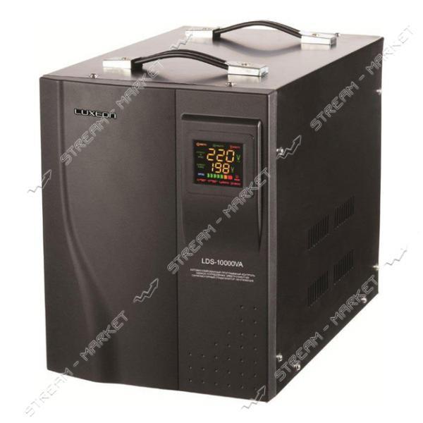 Стабилизатор напряжения LUXEON LDS-10000VA