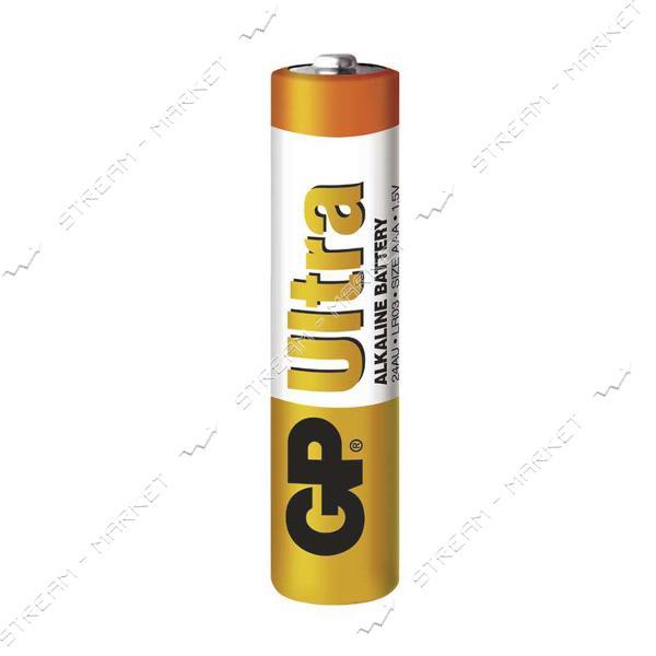 Батарейка GP Ultra щелочная АAALR03 ('микропальчик') (уп.2 шт. цена за уп.)