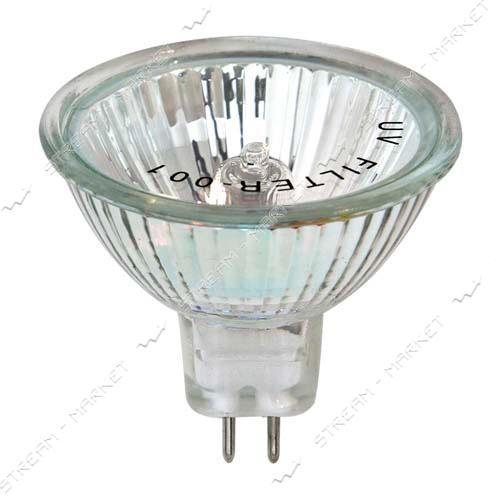 Лампа галогенная Feron MR-16 12V 50W GU-5.3