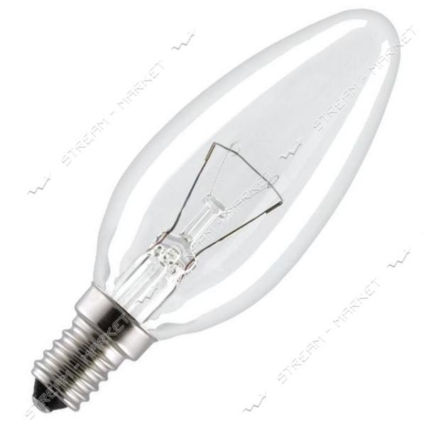 Лампа декоративная свеча Львов В35 230В 25Вт Е14 (100 шт.)