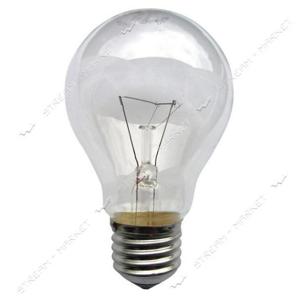 Лампа ЛЗП Львов 230В 60Вт Е27 (100 шт.)