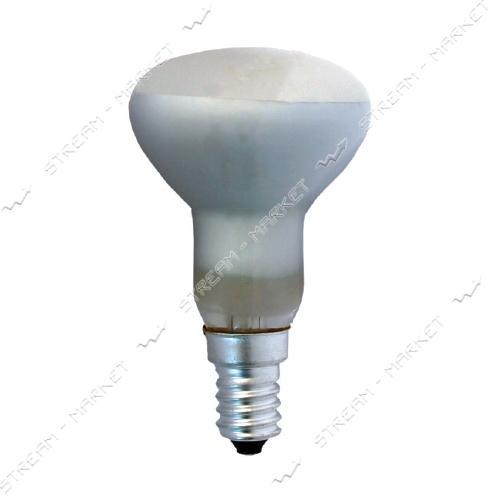 DELUX_10007867 лампа рефлекторная R50 60Вт Е14_мат.