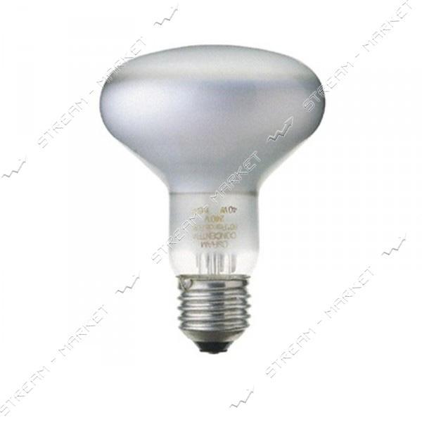 LEMANSO лампа рефлекторная R63 40Вт Е27_мат.