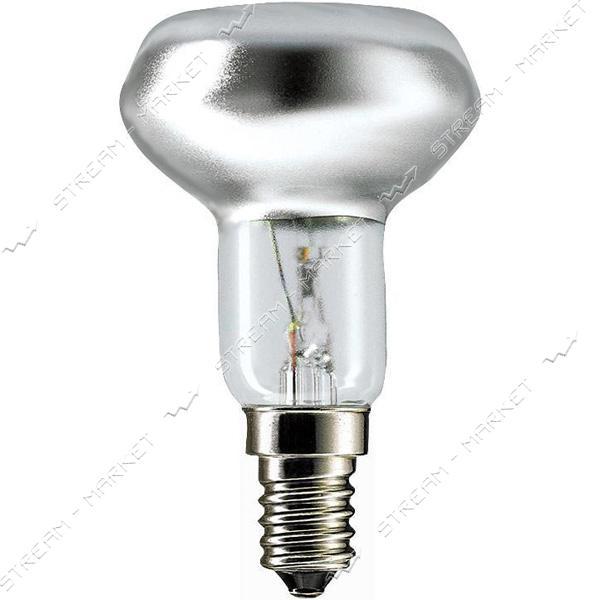 Philips_10019037 Лампа ЗК (Зеркальная) R50 40Вт Е14 мат.