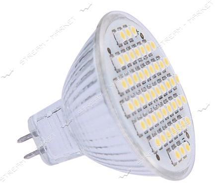 Лампа светодиодная 220 MR16 4W 220V4100К GU5.3