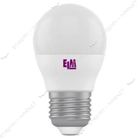 Лампа светодиодная ELM 18-0085 4W E27