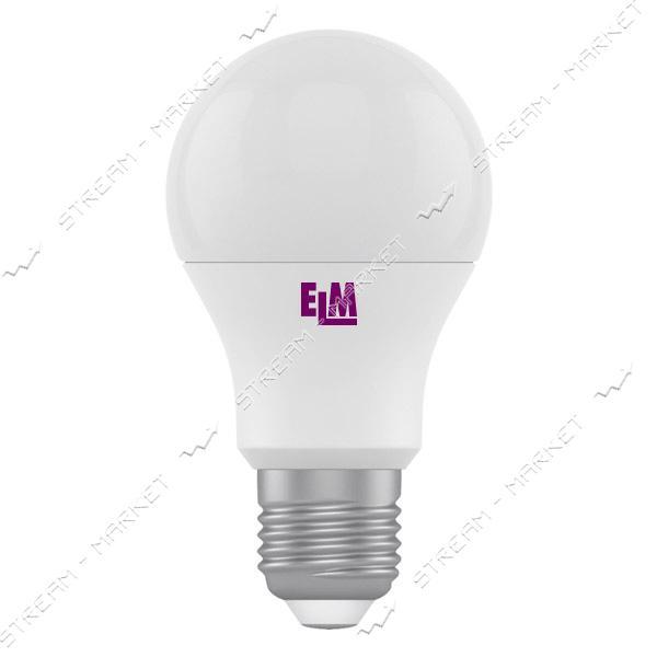 Лампа светодиодная ELM 18-0024 8W E27