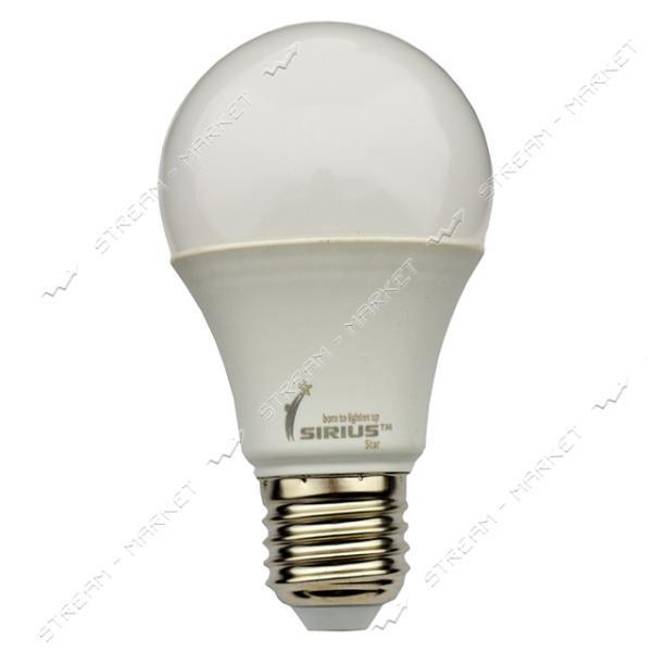 Лампа светодиодная SIRIUS 1-LS-3106 8W E27