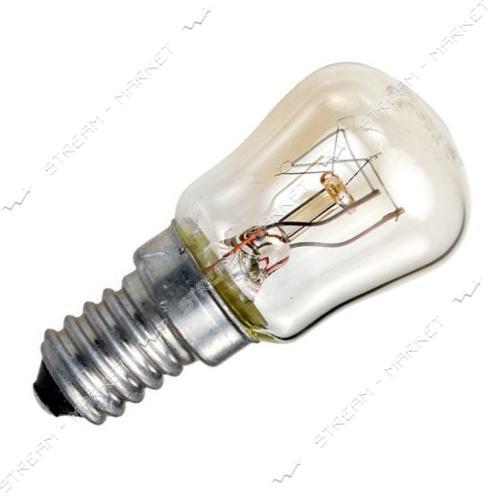 Лампочка в холодильник 15вт (большая колба) E14 (только по 50 шт)