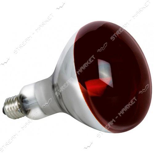 Лампа RIGHT HAUSEN ИКЗК 125W E27 В ГОФРЕ HN-095040 (10шт)