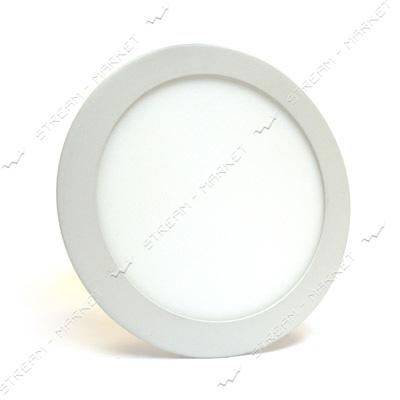 Светильник LED Down Light алюмин.корп. 18W круг 4000-4500К врезной