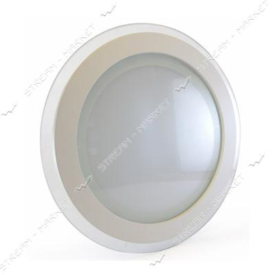 Светильник LED Down Light алюмин.корп. 18W круг 4000К врезной
