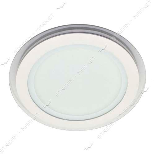 Панель светодиодная Feron AL2110 6W 5000К круг