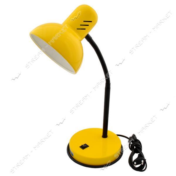 Светильник настольный 'Подсолнух' (желтый) E27