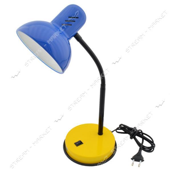 Светильник настольный 'Слава Украине' (желто-синий) E27