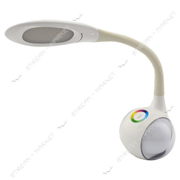 Светильник настольный светодиодный RIGHT HAUSEN HN-245061 5W RGB белый